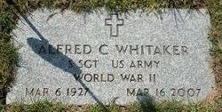 Alfred C. Whitaker
