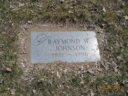 Raymond Walter Johnson