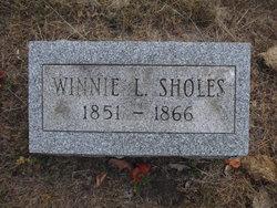 Winnie L. Sholes