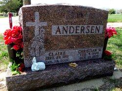 Claire <i>Crone</i> Andersen