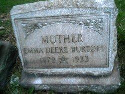 Emma <i>Deere</i> Burtoft