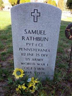 Samuel Rathbun