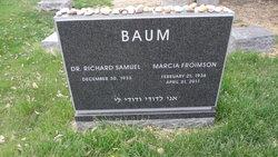 Marcia <i>Froimson</i> Baum