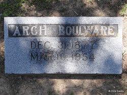 Archibald Boulware