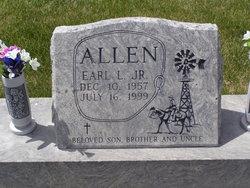 Earl Lewellen Allen, Jr
