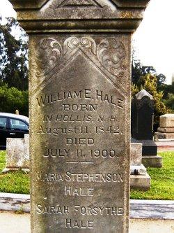 Maria Stephenson <i>McElroy</i> Hale