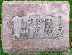 Olive Mary <i>Lamb</i> Comer
