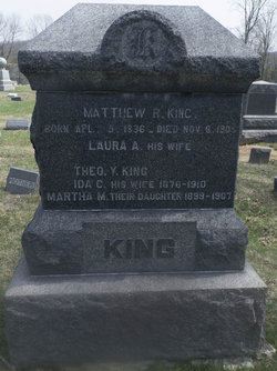 Martha M. King
