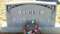Joan Wright Cumbie