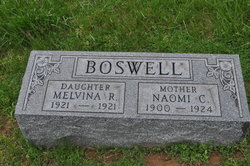 Naomi Clyde Boswell