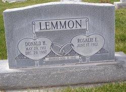 Donald H. Lemmon
