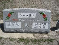 Elnora May <i>Sharp</i> Davis