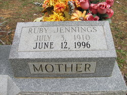 Ruby Jennings Hitt
