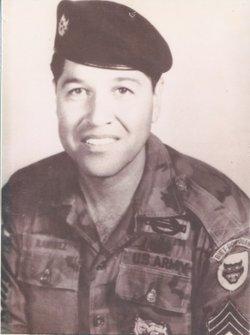 Sgt Jesus P. Ramirez