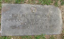 Ralph E Sterner