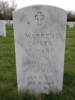Warren Oliver Howard