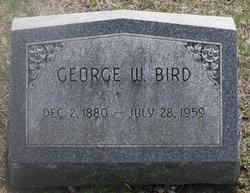 George W Bird
