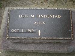 Lois M. <i>Finnestad</i> Allen