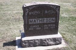 Gunder Matheson
