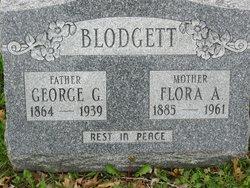 Flora <i>Burks</i> Blodgett