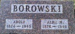 Adolf Borowski