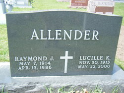 Lucille <i>Switzer</i> Allender