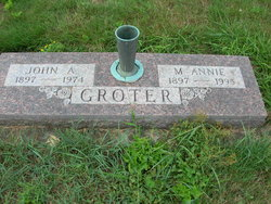 Mary Anne <i>Gracie</i> Groter