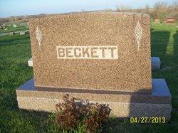 Oliver Frank Beckett