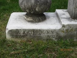 A. Kate Dunn