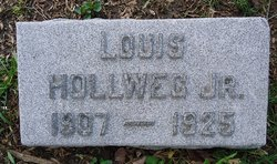Louis Hollweg, Jr.