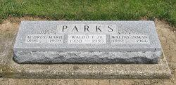 Waldo Inman Parks