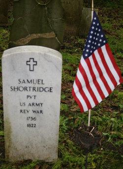 Samuel Shortridge, Sr