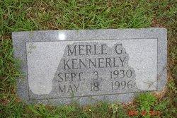 Merle <i>Griffith</i> Kennerly