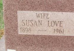 Susan <i>Love</i> Bentzel