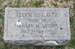 Ellen M <i>Gates</i> Luther