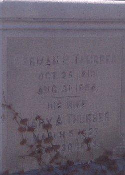 Mary Albina <i>Jones</i> Thurber