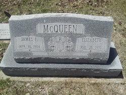 James F McQueen