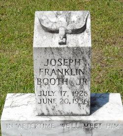 Joseph Franklin Booth, Jr