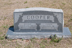 Floyd McCullough Cooper