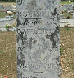 Sophie Charlotte <i>Goehring</i> Afflerbach