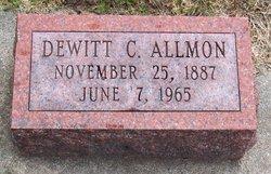 Dewitt C Allmon