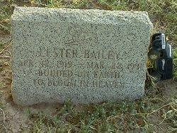 Lester Bailey