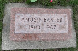 Amos P. Baxter