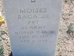 Moises Baca, Jr