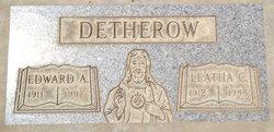 Edward Alexander Detherow