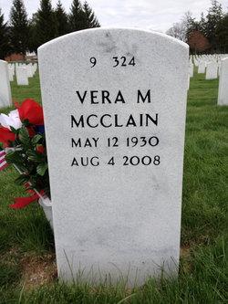 Vera Mae <i>Ballard</i> McClain