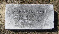 Sophia <i>Alba</i> Smith