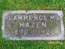 Lawrence M Hazen