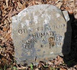Otis Clayton Shumate
