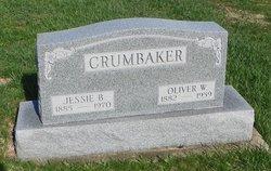 Jessie Burl <i>Becker</i> Crumbaker